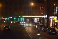 DSC_9620 Bus route #205 Commercial Road All Saints at night (photographer695) Tags: road bus night all saints route commercial whitechapel 205