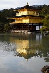 金閣寺 Kinkaku-ji (che_916) Tags: nature japan landscape kyoto 京都 日本 金閣寺 18140mm nikond5300 february2016 chephotography nikkorafsdx18140mm