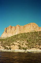 stone corporeal (Alexandra Moskow) Tags: santa arizona cactus lake film analog 35mm landscape apache desert kodak cruz alexandra moskow gravitysavedme lifemarrow
