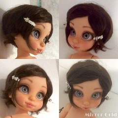 #disney #disneydoll #disneyanimator #disneyanimators #disneyanimatorooak #disneyanimatorscustom #enixe #enixeatelier #doll #dolls #dolly #dollcustom #customdoll #relooking #restyle #repaint #repaited (enixe's) Tags: ariel square doll ooak disney squareformat custom animators repaint relooking restyle enixe iphoneography instagramapp uploaded:by=instagram enixeatelier