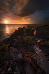 Napili Coast Web (Jared Ropelato) Tags: ocean sunset hawaii coast pacific maui napili ropelato