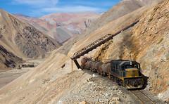 Disused pipeline (david_gubler) Tags: chile train railway llanta potrerillos ferronor