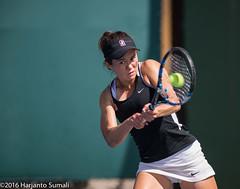 Stanford vs Utah 2016 (harjanto sumali) Tags: sport tennis stanford ncaa pac12 kimberlyyee