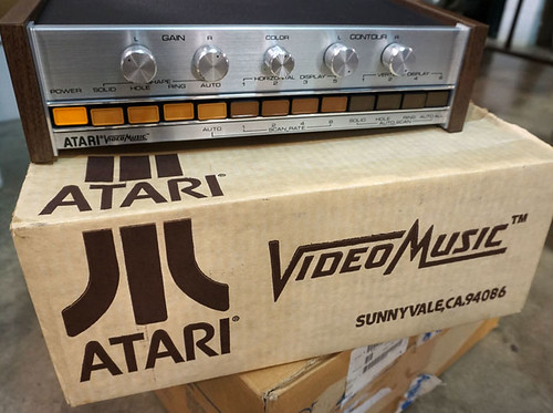 Atari Video Music Model C-240 $220.00 - 11/20/15