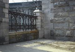 IMG_9880 (kz1000ps) Tags: street nyc newyorkcity sunlight cemetery stone architecture construction cityscape realestate manhattan granite urbanism development washingtonheights riversidedrive uppermanhattan 155th