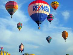 Hot Air Balloons (classymis) Tags: arizona sky balloons hotairballoons remax classymis