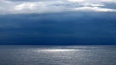 Blue sea 1 (Dado 51) Tags: mare liguria italiy bordighera