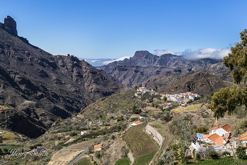 Gran Canaria, Tejeda