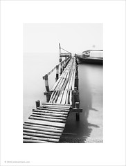 Jetty and Boat (Ian Bramham) Tags: longexposure boat photo cambodia jetty ianbramham kohthonsy