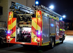 London Fire Brigade (1) @ Gallions Point 12-04-16 (AJBC_1) Tags: gallionspoint northwoolwich newham londonboroughofnewham eastlondon london england unitedkingdom uk fireengine fireappliance firetender londonfirebrigade ukemergencyservices lfb mercedesbenzatego pumpladder dlrblog ©ajc dualpurposeladder mercedesatego eu03bka dpl1121 ukfireservice nikond3200 999 blue lights ajbc1