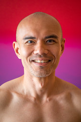 IMG_1390 (Zefrog) Tags: uk portrait man london pecs asian topless johann zefrog