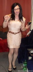 2016-04-08 (24) (emilyproudley) Tags: cute sexy glasses tv pretty dress girly feminine cd tgirl transgender tranny transvestite trans crossdresser transsexual convincing tgirls xdresser tvchix