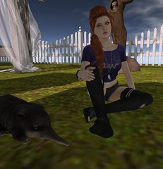 Seven Days of Saffron - Thursday (Saffron Foxclaw) Tags: truth mud harrypotter secondlife neve hopscotch hogwarts comingsoon roleplay newrelease abrasive ravenclaw mischiefmanaged secondlifefashion secondlifeblog theepiphany slrp somethingfrench secondliferoleplay wizardingfaire jianjam somethingfrenchposes