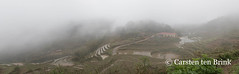 Fog in the hills (10b travelling) Tags: 10btravelling 2015 asia asian asie asien carstentenbrink catcat french hmong iptcbasic indochina indochine laocai làocai muonghoa sapa southeastasia vietnam vietnamese colonial hillstation northwest panorama tenbrink valley