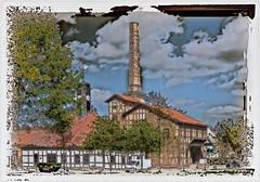 Technisches Halloren- und Salinemuseum Halle (Saale) (Harald52) Tags: museum digiart saline halle halloren sachsenanhalt