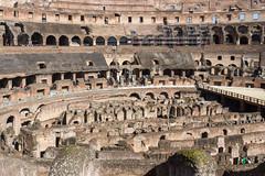 "The Colosseum (Ania Mendrek) Tags: italy rome roma art heritage history ancient ruins holidays italia amphitheatre colosseum coliseum titus antiquity latzio ""flavian amphitheatre"""