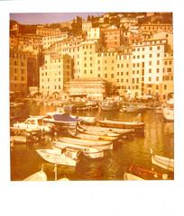 camogli (thomasw.) Tags: street travel italien italy analog polaroid europa europe italia liguria expired camogli pola ligurien roidweek