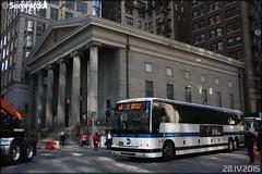Prevost X3-45 - New York City Bus / MTA (Metropolitan Transportation Authority) n2444 (Semvatac) Tags: 3 newyork bus photo manhattan mtro x mta churchstreet transportencommun tramway prevost tatsunis metropolitantransportationauthority newyorkcitybus x345 semvatac r24671