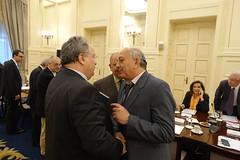Εθνικό Συμβούλιο Εξωτερικής Πολιτικής (ΕΣΕΠ) τη Μ. Τρίτη, 26 Απριλίου, υπό την προεδρία του ΥΠΕΞ, N. Κοτζιά. (Υπουργείο Εξωτερικών) Tags: υπεξ εσεπ κοτζιασ