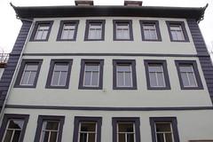 House at Hauptstrae 113 in Zell am Main (Bjrn S...) Tags: bayern bavaria franconia franken zell baviera franconie bavire hauptstrase zellammain zellamain hauptstrase113