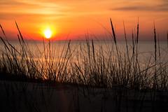 sunset (1 of 1) (tamimabulhassan) Tags: sunset moon beach couple shoreline deathstar