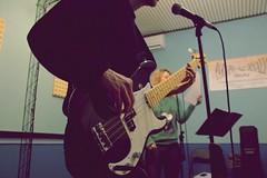IMG_5242 (PsychopathPh) Tags: la sala musica toscana anima prato nell cantante musicisti prove chitarrista bassista batterista inaudito