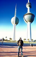 Kuwaiti Towers 2016 (papa_rakk) Tags: towers kuwait