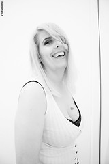 SIMONA Le Bon (Matilde Franz) Tags: red woman berlin london love feet animal tattoo donna biancoenero bigari