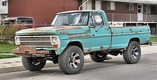 1969 F250 4X4