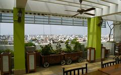 Atithi_barbeque_2896 (Manohar_Auroville) Tags: houses streets eye pool birds night day views luigi pondicherry fedele pondy manohar atithi puducherry