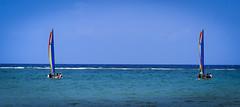 2016_16 (Dylon87) Tags: ocean friends vacation beach sailboat canon eos sand waves cuba catamaran 5d goodtimes markiii holguin