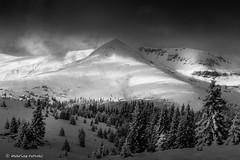 Discover the mountain (mariusnovac) Tags: winter sky snow ski mountains clouds amazing ngc sni