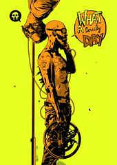 MAD MAX FURY DRAW - Antonio Fuso (Sugarpulp) Tags: comics tribute fumetti madmax illustrazione sugarcon sugarpulp sugarpulpconvention