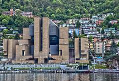HDR_Campione (NickAlbe) Tags: lake lago tessin ticino italia svizzera lugano hdr campione casin luganese ceresio