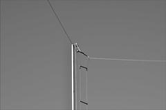 Home Made Doublet Antenna feedpoint 150ft stainless steel and ceramic (pwllgwyngyll) Tags: home keys wire steel aerial made cw antenna stainless antennas aerials morsecode doublet flexible hamradio ssb amateurradio a1a hf telegraphy shortwaveradio swl llanfairpwll 4mm dxing 150ft hfradio radiocommunication ceramicinsulators 2w0daa allbands swling gw4jkr radioshack73 radiohobbies