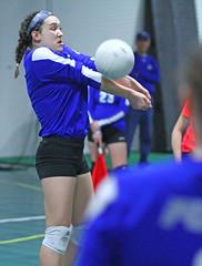 IMG_2532 (SJH Foto) Tags: school girls club high team teenagers teens impact volleyball contact bump tweens