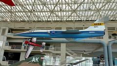 F-104A 56-0790 N820NA ex-NASA (JimLeslie33) Tags: century fighter nasa series usaf f104 starfighter f104a n820na 560790