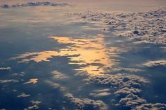 above river at sunset (Ruby Ferreira ) Tags: sunset clouds river cu prdosol nuvens vistaarea riotigre buenosairesar