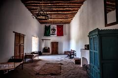 Master Bedroom (Scosanf) Tags: trip travel canon eos texas roadtrip historic americana ef2470mmf28lusm bigbend 6d americanhistory fortleaton texashistory