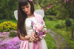 (Talary Mars) Tags: family wedding friends rain bug lucy wolf day sheep may peony rings lilac hugo lada baloons