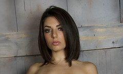 Darcie Dolce (bretthampton1963) Tags: portrait woman face hair model eyes lips artofimages darciedolce