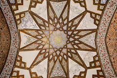 Kashan - I (Sergio Formoso) Tags: architecture dome fin  kashan celling irn  fingarden baghe jardndelfin