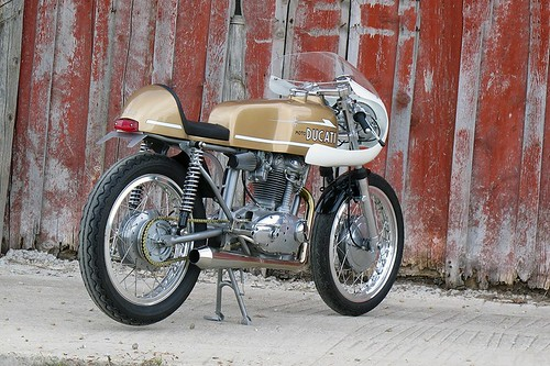 Ducati Monza