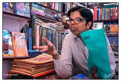 Bookseller (msankar4) Tags: pink india art snake carving jaipur rajah citypalace goldentriangle pinkcity rajastan bookseller folksy snakecharmers rajputs princelystate rajastanart