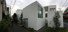 Moriyama House by  SANAA (Eva Garca Pascual) Tags: house japan architecture tokyo sanaa nishizawa sejima moriyama kazuyo ryue