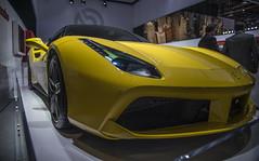 Ferrari (Josh Z Photography) Tags: auto show ford mercedes fiat 911 detroit s ferrari turbo porsche dodge gt charger naias maybach 488