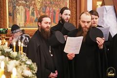 48. Соборное богослужение в Лавре