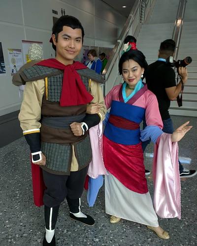 Mulan And Shang Cosplay | .pixshark.com - Images ... Mulan  sc 1 st  Nornas & Mulan And Shang Cosplay - nornas.info