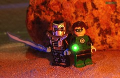No evil shall escape my sight (BrickSev) Tags: green comics toy toys photography dc comic lego action space alien 15 indoor books super jordan hero superhero planet scifi laser comicbooks series hal sciencefiction heroes lantern collectible dccomics superheroes greenlantern tabletop mech minifigure haljordan minifigures toyphotography series15 legophotography lasermech legodccomics