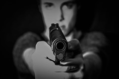 Gun Pointing at ya (bcbusinesshub) Tags: gun pointing ya